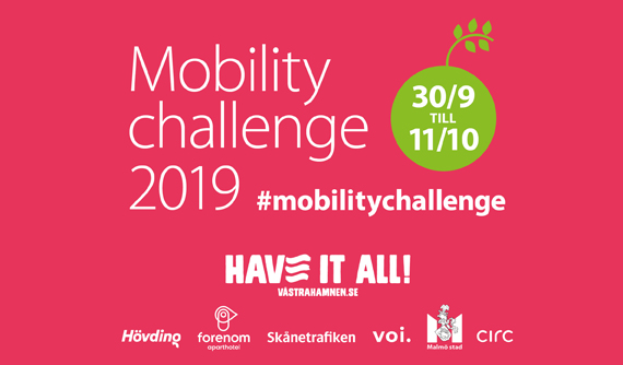 Mobility Challenge 2019